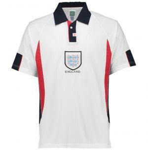 England 1998 Retro Shirt