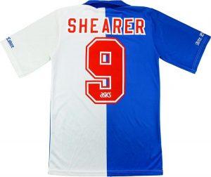 Blackburn Rovers 1994/95 Shirt