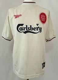 Liverpool 1996/97 Away Shirt
