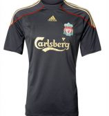 Liverpool Away Shirt 2009/10