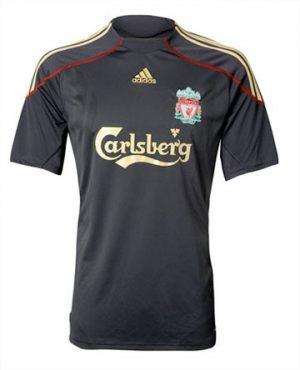 Liverpool Away Shirt 2009/10