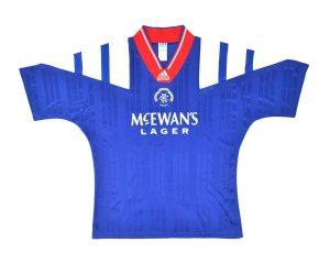 Rangers 92/94 Home Shirt