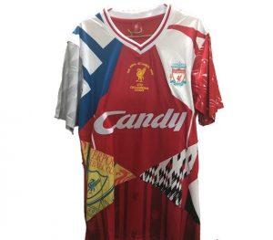 Liverpool Special Commemorative Shirt