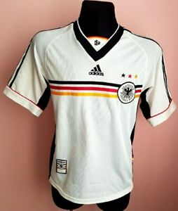 Germany 1998 World Cup Shirt