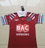 West Ham 1991 Home Shirt