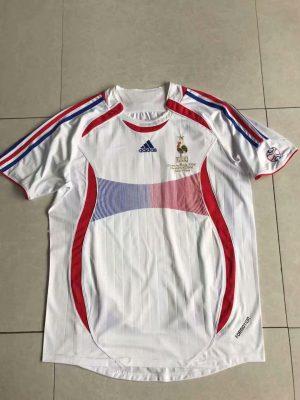 Zidane 2006 World Cup Final Shirt