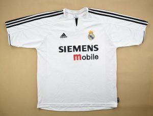 Real Madrid 2003 Shirt