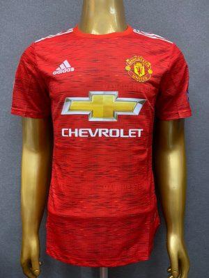 Manchester United Home Kit 20/21