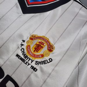 Manchester United 1983 Charity Shield Shirt
