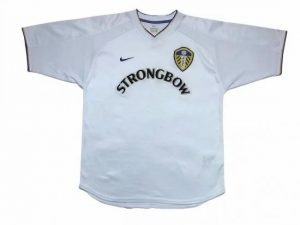 Leeds United 2000 Shirt