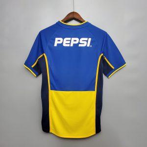 Boca Juniors 2002 Jersey