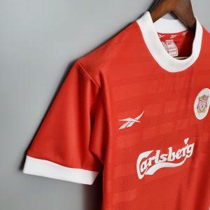 Liverpool Home Shirt 1998/99