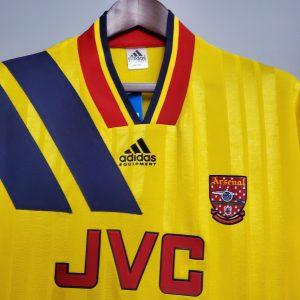 Arsenal 93/94 Away Shirt