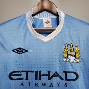 Man City 11/12 Home Shirt