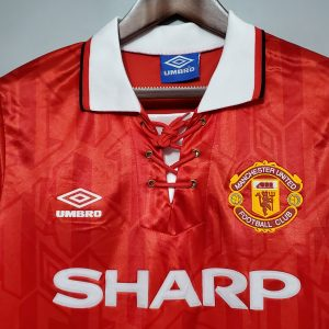 Man United 94 Kit