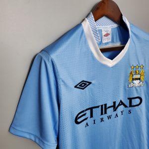Man City 2011/12 Home Shirt