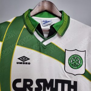 Celtic 93/95 Away Shirt