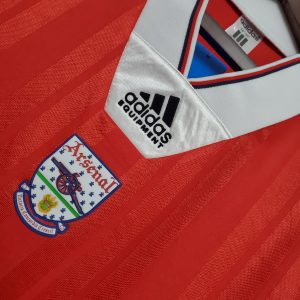 Arsenal 1992/93 Home Shirt