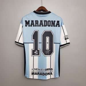 Maradona Commemorative Edition Shirt