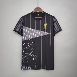 Liverpool Special Edition Blackout Mash Up Shirt