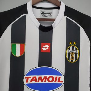 Juventus 2002/03 Home Shirt
