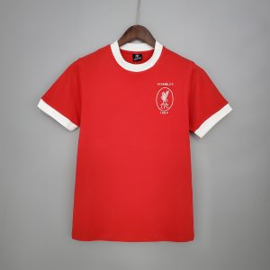 Liverpool 1965 FA CUP final Shirt