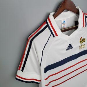 France 1998 Away Shirt