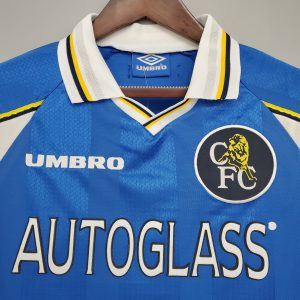 1997-99 Chelsea Home Shirt