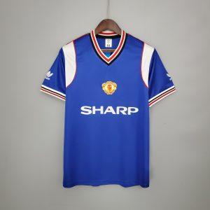 Manchester United 1984-86 Away Shirt