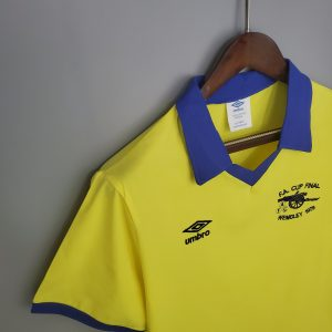 Arsenal 1979 fa cup final shirt