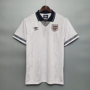 England 1990 World Cup Shirt