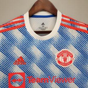 Manchester United 21/22 Away Kit