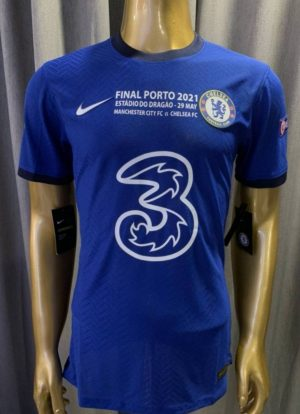 Chelsea 20/21 Champions League Final Shirt