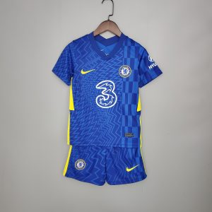 Kids Chelsea 21/22 Home Kit