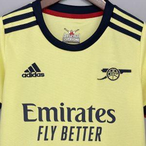 Kids Arsenal 21/22 Away Kit
