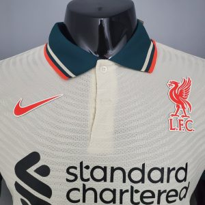 Liverpool 21/22 Away Shirt