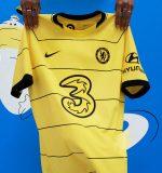 Chelsea 21/22 Away Kit