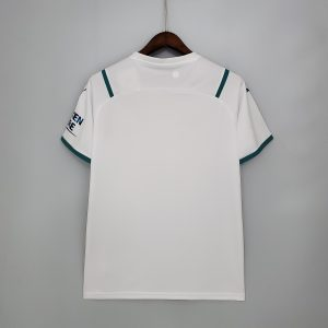 Man City 21/22 Away Kit