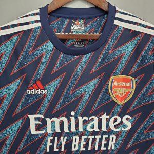 Arsenal 21/22 Third Kit