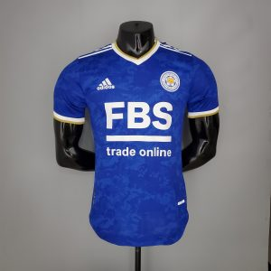 Leicester 21/22 Home Shirt