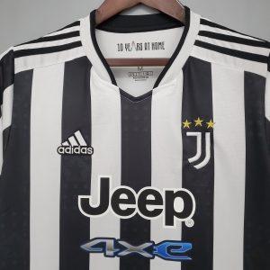 Juventus 21/22 Home Kit