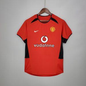 Man United 02/04 Home Shirt