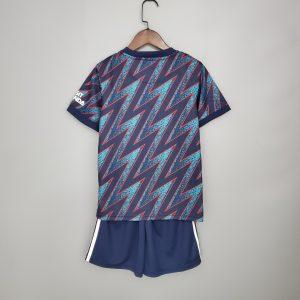 Kids Arsenal 21/22 Third Kit