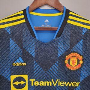 Manchester United 3rd Kit 21/22