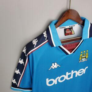 Man City 97/99 Home Shirt