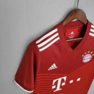 Bayern Munich 21/22 Home Shirt