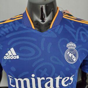 Real Madrid Away Shirt 21/22