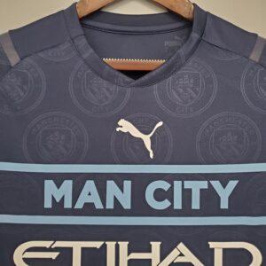 Man City 21/22 Third Kit